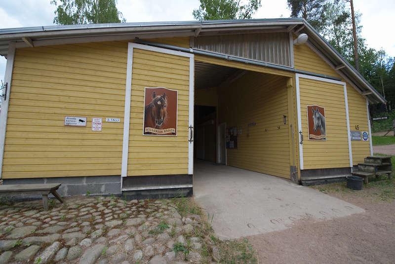 Millcreek-Ranch-päätalli
