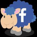 piirretty lammas